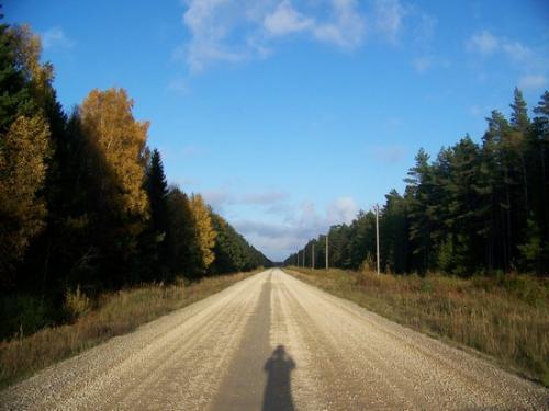 Schotterpiste (100_0946.JPG) wird geladen. Eindrucksvolle Fotos aus Lettland erwarten Sie.
