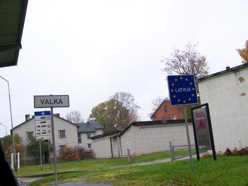 Valka (100_0548.JPG) wird geladen. Eindrucksvolle Fotos aus Lettland erwarten Sie.